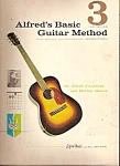 Alfred's B Asic Guitar Method - No. 3