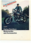 Amf Lharley Davidson Motorcycles & Accessories 1975