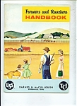 Farmers And Ranchers Handbook - 1956 +