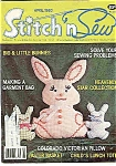 Stitch N Sew - April 1980