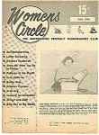 Womens Circle - July 1961