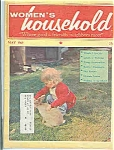 Women's Household -may 1969