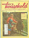 Women's Household - March 1970