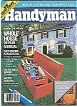 Handyman Magazine - Sept. 1985