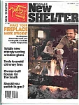New Shelter Magazxine - Sept. 1981