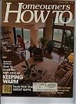 Homeowners How To - Nov/dec 1980