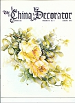 The China Decorator - August 1974