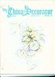 The China Decorator - September 1974