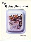 The China Decorator - November 1982