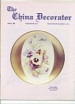 The China Decorator - April 1983