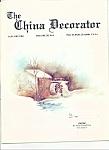 The China Decorator - January 1983