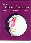 The China Decorator - July 1990