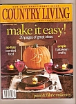 Country Living - October 2003