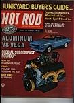 Hot Rod - July 1972