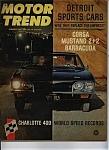Motor Trend - January 1965