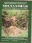 Virginia Town & Country-shenandoah -march-april 1983
