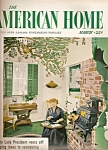 The American Home - March 1956