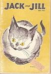 Jack And Jill Magazine- May 1951