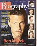 Biography Magazine -= July 2002