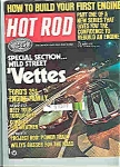 Hot Rod Magazine - August 1972