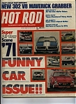 Hot Rod - April 1971