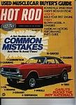 Hot Rod - November 1972