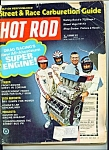Hot Rod Magazine - February 1972