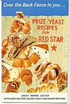Prized Yeast Recipes From Red Star -