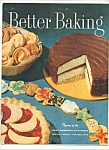 Better Baking - Crisco Shortening -