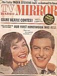 Tv Radio Mirror Magazine- August 1964