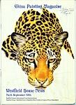 China Painting Magazine - England - September 1986