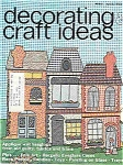 Decorating & Craft Ideas - Nov. 1975