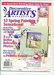 Decoratie Artists Workbook - April 2003