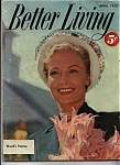 Better Living Magazine - April 1953