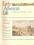 Early American Life - August 1975