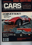 Cars - March 1978
