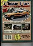 Classic Cars - July 1991