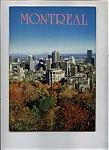 Montreal & Notre Dame Basilica - 1985?