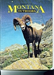 Montana Outdoors Magazine- July 1987
