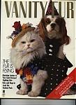 Vanity Fur - Copyright 1988