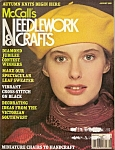 Mccall's Needlework & Crafts August 1989