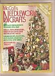 Mccall's Needlework & Crafts - December 1985