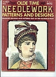 Olde Time Needlework Patterns And Designs - March 1975