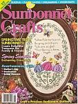 Sunbonnet Crafts - Spring 1994
