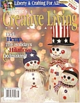 Aleenes Creative Living Magazine- July 1998