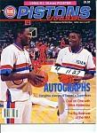 Pistons Insiders - 1990-91