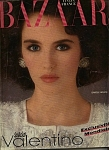 Harper's Bazaar(Italia-france) - 3 Marzo, 1985