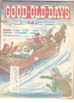 Good Old Days Magazine- January 1969