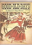 Good Old Days - January 1969
