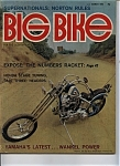 Big Bike - March 1973